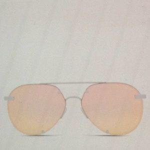 NEW! Quay Rebelle pink sunnies